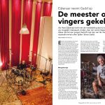 media muziekstudio Steve Gadd Sound vision studio
