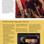 muziekstudio Steve Gadd Sound vision studio